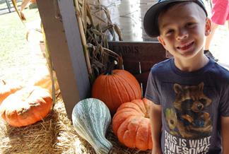 Not So Scary Pumpkin Ride
