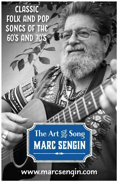 Live Music with Marc Sengin at Hill Creek Fams