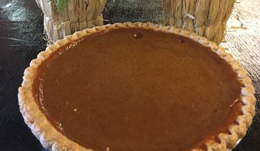 Holiday Pie Sampling