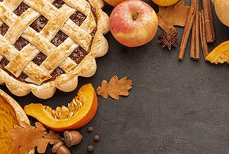 Thanksgiving Desserts Sampling