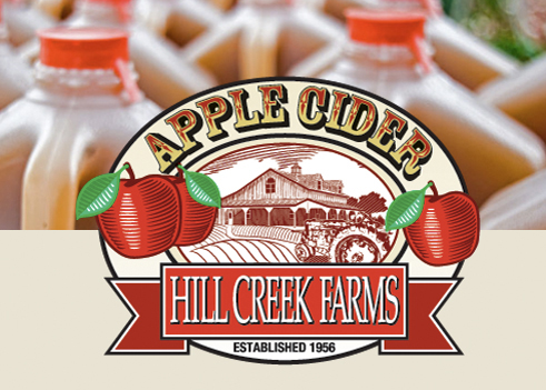 Hill Creek Farm's Cider